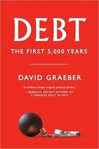 Best Finance books 2019 - Debt - Graeber